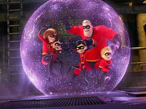 MOVIE REVIEW: Pixar sequel is simply incredible