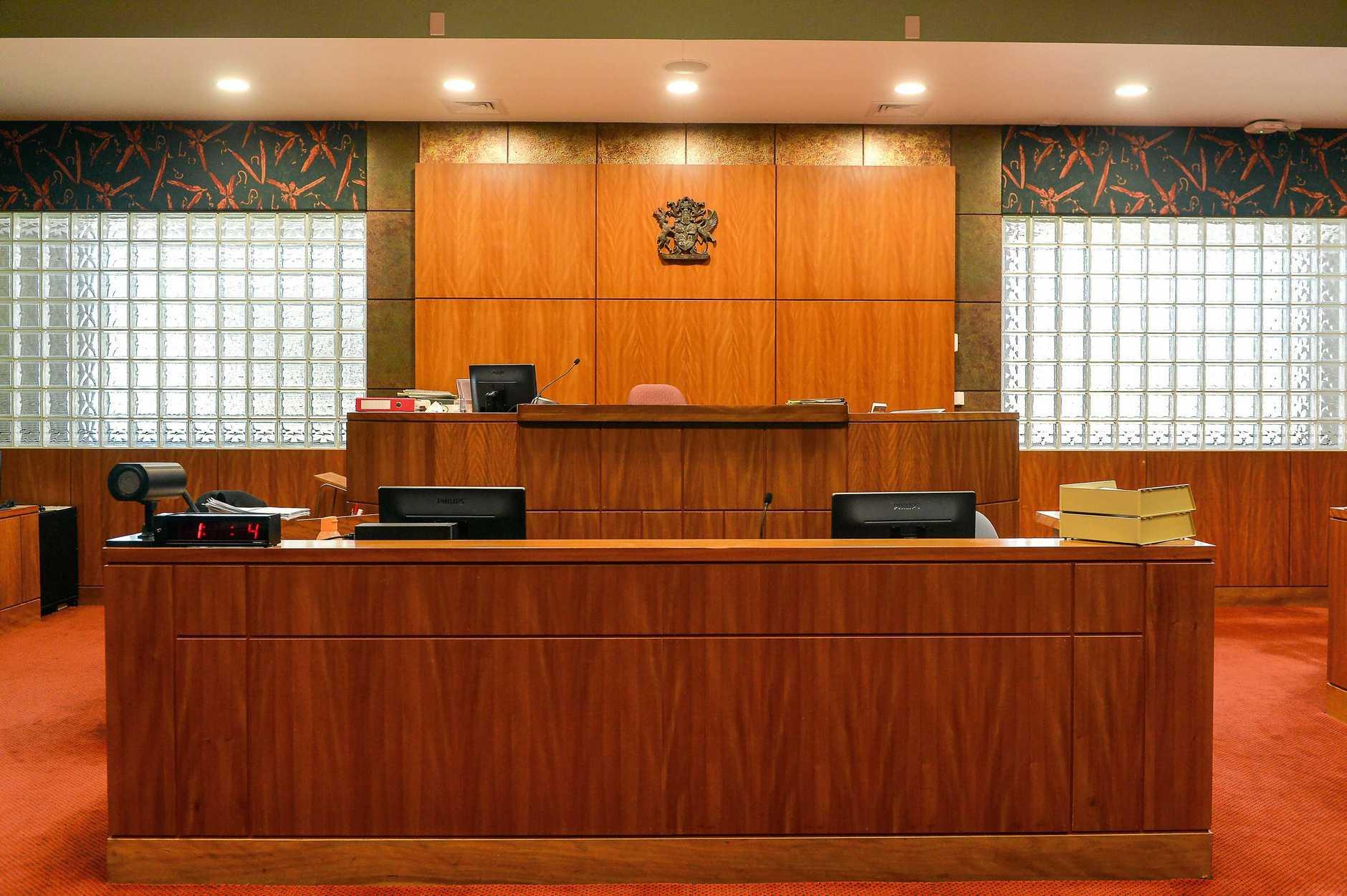 Gladstone Court House, Court 3.