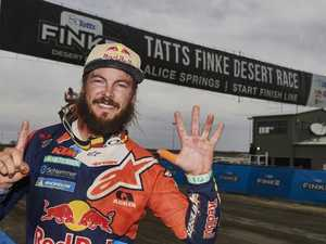 Price gets it right for Finke win