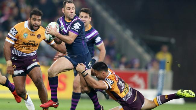 Would Smith had been so fresh had he played Origin? (Michael Klein)