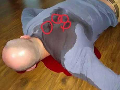 Arkady Babchenko faked death. Picture: CEN/australscope