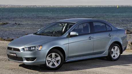 Plenty to choose from: The CJ series Lancer sold more than 140,000 examples