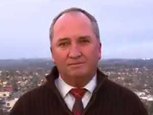 Barnaby explains street showdown