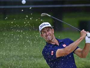 Scott dumps caddie ahead of US Open