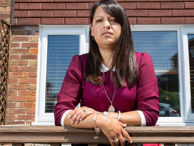 Adriana Barton was forced to wait months for an apology from the National Crime Agency (NCA). Picture: SWNS/Mega