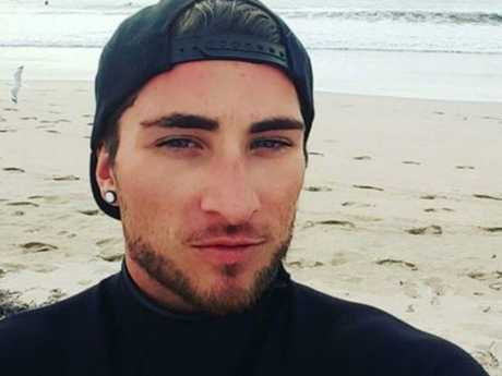 Matthew Turner-Fisher's father confessed to killing the 23-year-old, claiming self-defence. Picture: Channel 9/Twitter