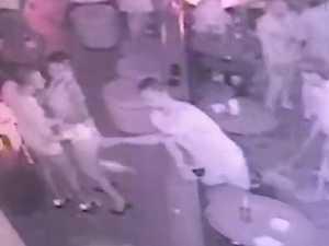CCTV Aussie tourist stabbed