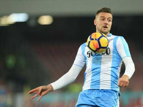 Milinkovic-Savic has had a $140m prize tag slapped on him by Lazio.