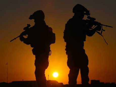 An investigation is looking into serious allegations against members of Australia's elite soldiers that are claimed to have taken place in Afghanistan in 2009. Picture Gary Ramage