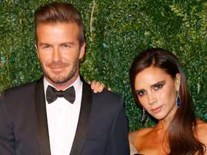 Beckhams unite amid divorce claims