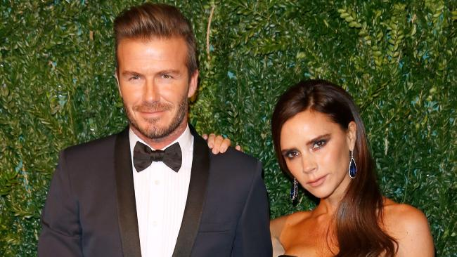 David and Victoria Beckham have reportedly vowed to spend more time together amid divorce claims. Picture: Getty Images)