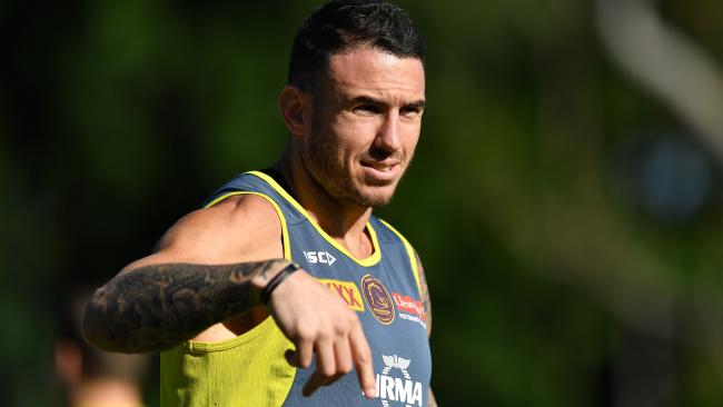 Darius Boyd won't be seen in any representative side after calling it quits.