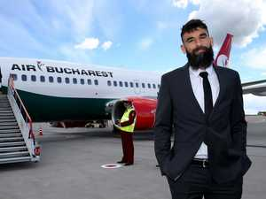 Roos touch down Russia as focus turns to France