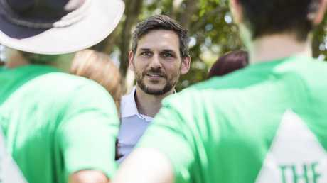 Greens MP Michael Berkman shares his thoughts ahead of tomorrow's State Budget. File picture