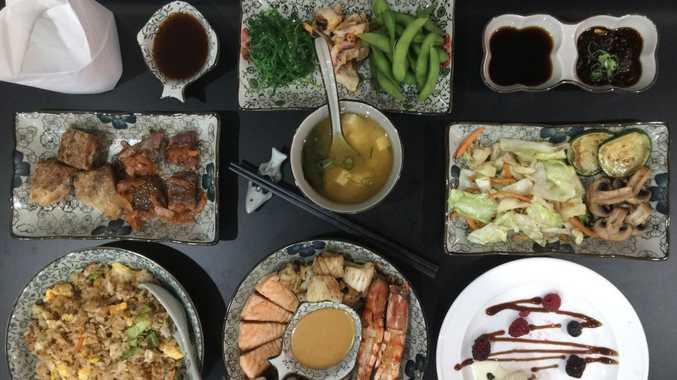 Hana in Toowoomba is introducing teppanyaki to its restaurant on Margaret St.