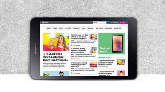 Samsung Galaxy tablet to sweeten the Chronicle digital deal