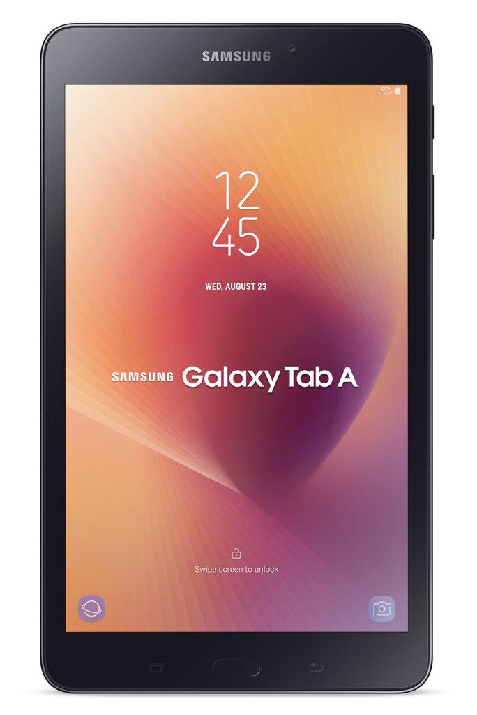 Samsung Galaxy Tab A 8.0 tablet.