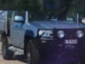 Ute stolen from Toowoomba home