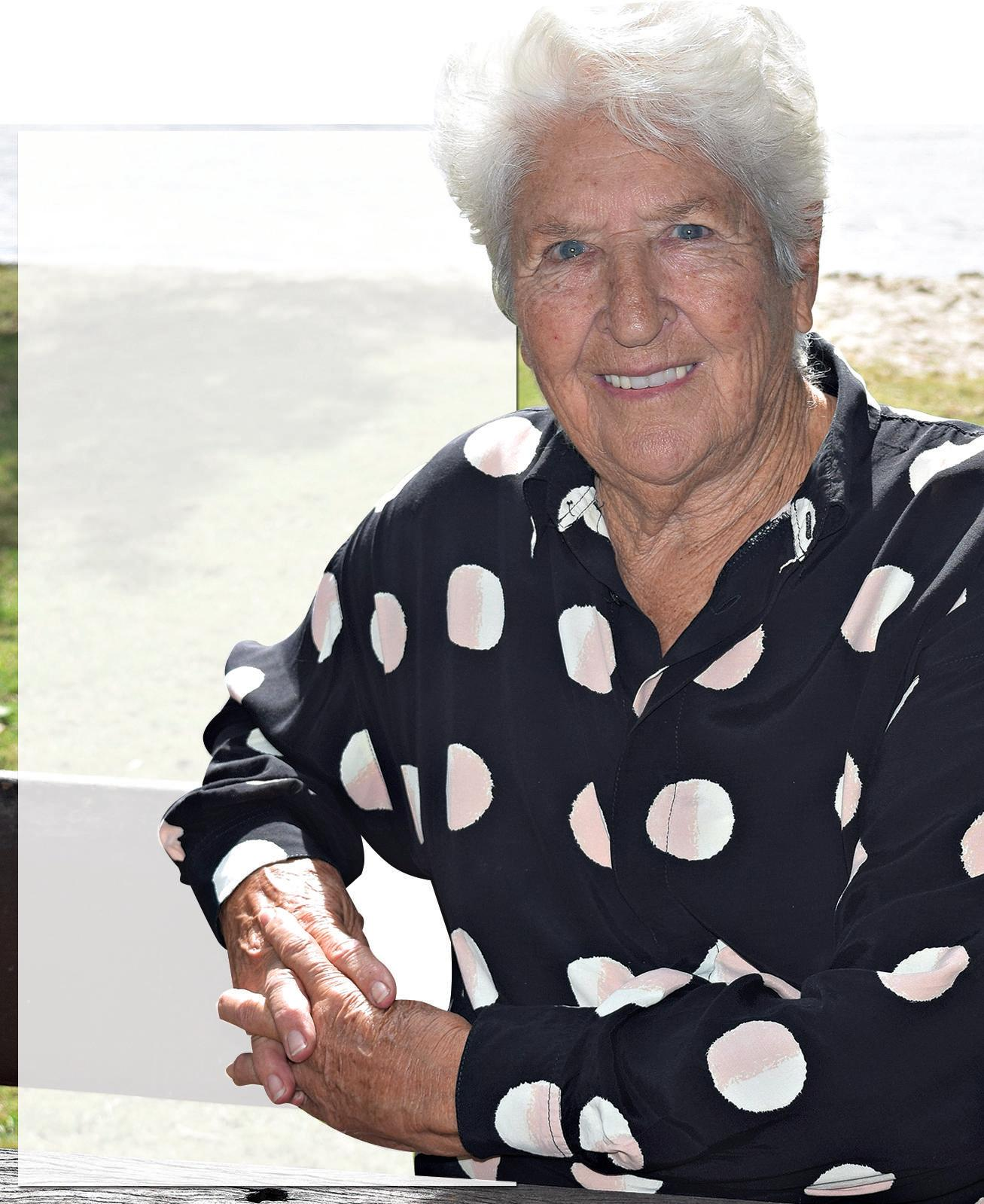 QUEEN'S HONOUR: Our Queen of the Olympic Swimming pool Dawn Fraser has received the highest Queen's Birthday honours recognition.