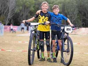 Mountain bike trails to friendship