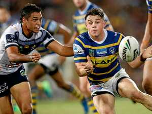 Eels icon impressed by debutant, keen to see consistency