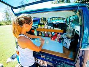 Army trainer gets new Kombi and fitness business