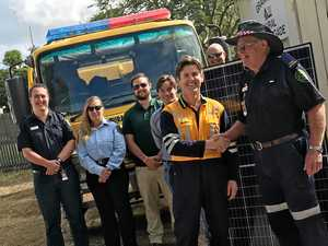 Grantham firies powered by $12,000 solar unit