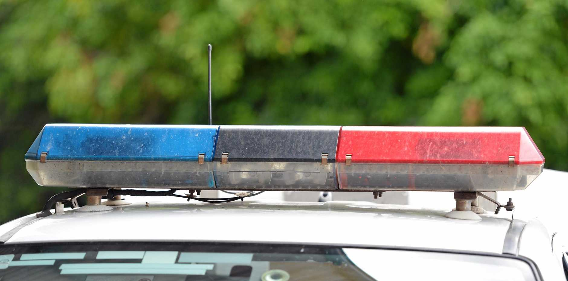 Four teens are being questioned over the alleged theft.