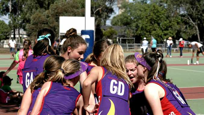 TOP NOTCH: The Stanthorpe 2 side had a stellar carnival in Goondiwindi on Sunday.