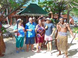 Big roll up at Fiji bowls comp