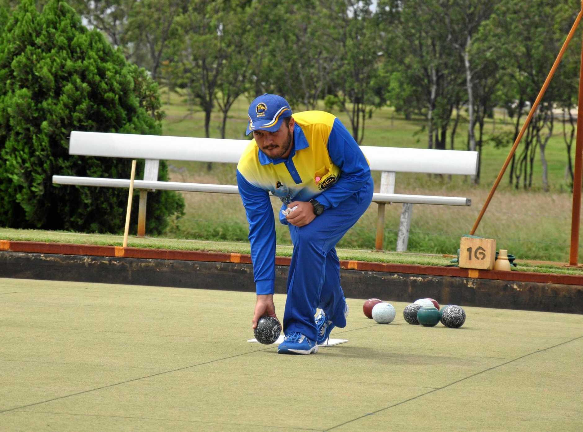 Bundy's Kurt Brown has claimed a major victory on the Gold Coast.
