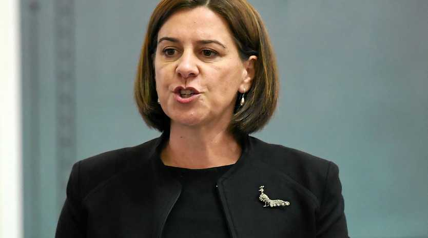 WISH LIST: Deb Frecklington has laid out her hopes for the State Budget.
