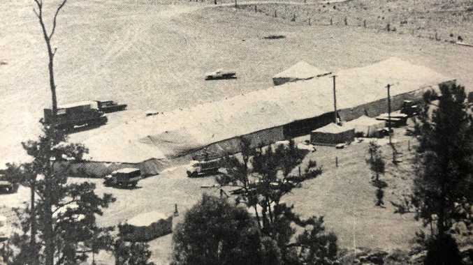 Gympie's first Muster