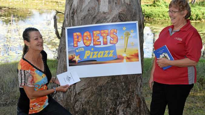 POETRY RECITAL: Celebrated bush poets Janine Keating and Margy McArdle will be reciting great Australian works at the Rockhampton Show this week.