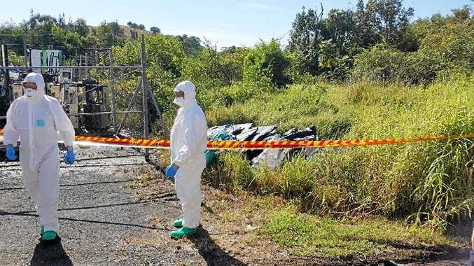 Fire and Rescue crews were today called to a HAZMAT incident involving asbestos in North Lismore.