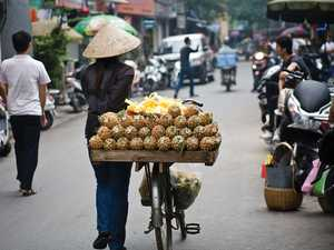 Revving up to see Vietnam