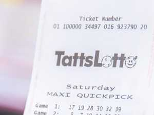 Millionaire left lotto ticket on fridge
