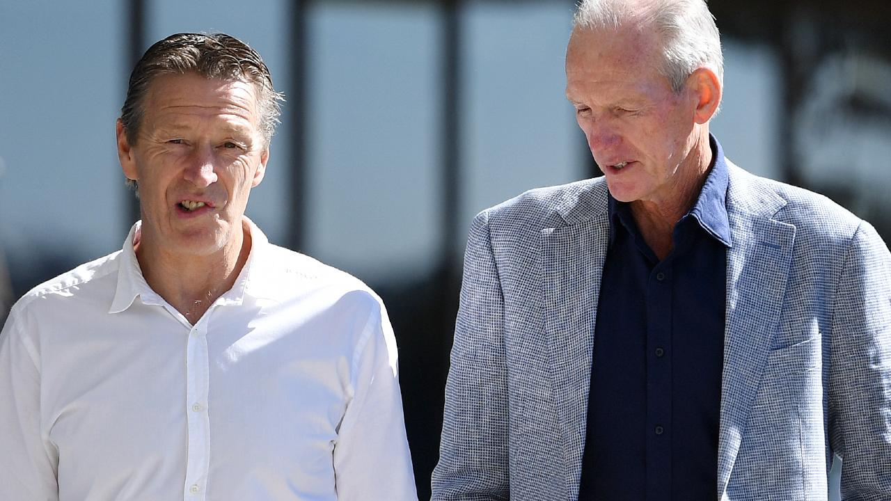 Three men are sweating on the impending decision of Craig Bellamy. (AAP Image/Dan Peled) NO ARCHIVING