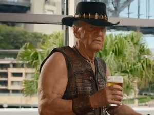 Paul Hogan to star in 'Mr Dundee' movie