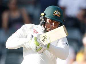 Khawaja and Renshaw stake claims for Ashes spots