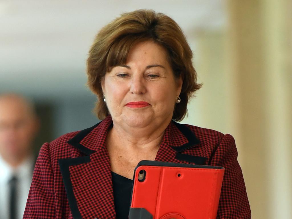 The Queensland Member for Bundamba Jo-Ann Miller. Picture: AAP Image/Dan Peled