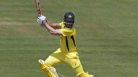 Shaun Marsh looks set to miss out on the first ODI.