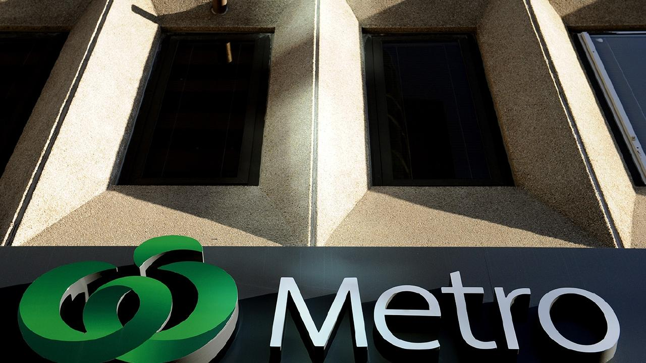 The new smaller format Coles store may be similar to Woolworths' Metro format. Picture: AAP Image/Joel Carrett).