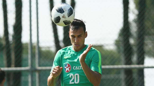 Trent Sainsbury said watching the Socceroos in 2014 made him sick.