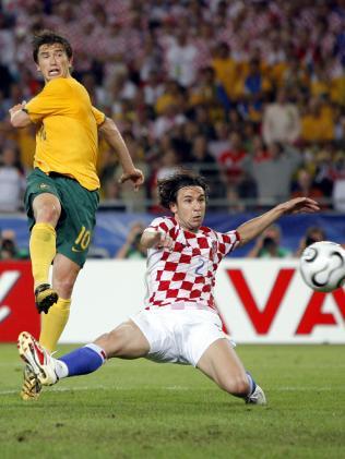 Kewell scores that goal against Croatia.