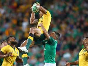 Up there Izzy: How AFL helped Folau fly