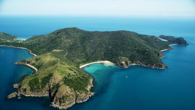 Keswick Island is on the market. Picture: Mark Calleja