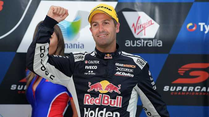 Holden ace Jamie Whincup still has plenty of racing left in him.