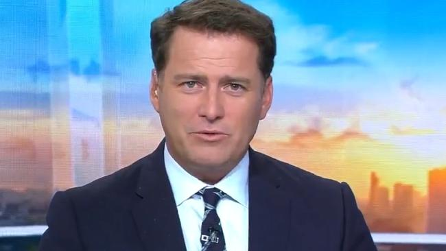 Karl Stefanovic predicts Warner will have to answer some uncomfortable questions.