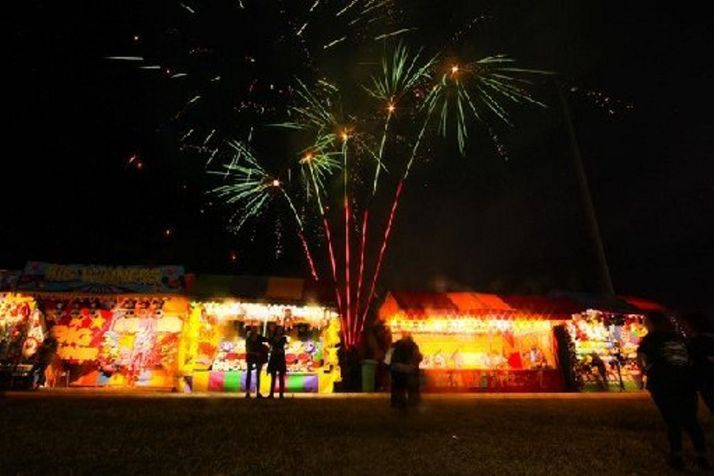 HIGHLIGHT: The fireworks display will be a stand-out event